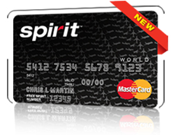 Spirit World MasterCard®