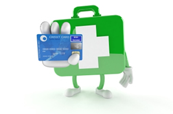 Health Care Credit Card Accounts for Medical and Dental Expenses