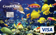 555Official NASCAR® Credit Card from Credit One Bank®