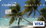 549Official NASCAR® Credit Card from Credit One Bank®