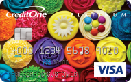 553Official NASCAR® Credit Card from Credit One Bank®
